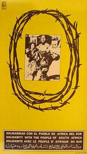Jesús Forjans Ospaaal Poster